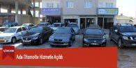 Ada Otomotiv Hizmete Açıldı