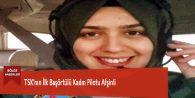 TSK'nın İlk Başörtülü Kadın Pilotu Afşinli