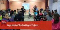 Yahya Kemal'de 'Ben Anadolu'yum' Coşkusu