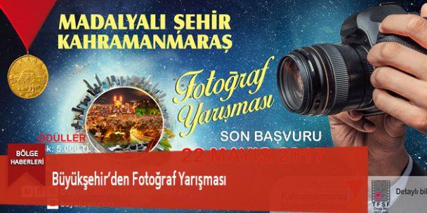 Büyükşehir'den Fotoğraf Yarışması