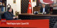 Pakdil Başkan Aydın'ı Ziyaret Etti