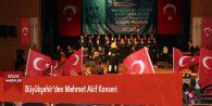 Büyükşehir'den Mehmet Akif Konseri