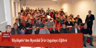 Büyükşehir'den Biyosidal Ürün Uygulayıcı Eğitimi