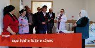 Başkan Bolat'tan Tıp Bayramı Ziyareti