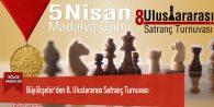 Büyükşehir'den 8. Uluslararası Satranç Turnuvası