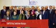 KMTSO'da, Sektörler Buluştu