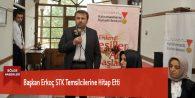 Başkan Erkoç Stk Temsilcilerine Hitap Etti