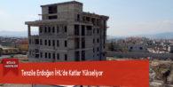 Tenzile Erdoğan İHL'de Katlar Yükseliyor