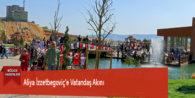 Aliya İzzetbegoviç'e Vatandaş Akını