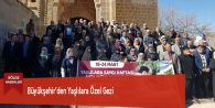 Büyükşehir'den Yaşlılara Özel Gezi