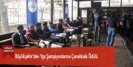 Büyükşehir'den Ygs Şampiyonlarına Çanakkale Ödülü