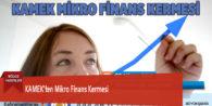 KAMEK'ten Mikro Finans Kermesi