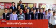 MİDDER Çardak'ta Öğrencilerle Buluştu