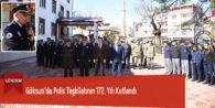 Göksun'da Polis Teşkilatının 172. Yılı Kutlandı