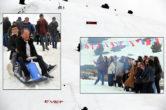 Nisan Ayında Yapılan Kar Festivaline Yoğun İlgi-Foto Galeri