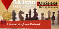 8. Uluslararası Satranç Turnuvası Düzenlenecek