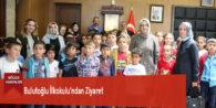 Bulutoğlu İlkokulu'ndan Ziyaret