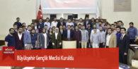 Büyükşehir Gençlik Meclisi Kuruldu