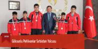 Göksunlu Pehlivanlar Sırbistan Yolcusu