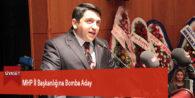 MHP İl Başkanlığına Bomba Aday