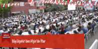 Büyükşehir'den Afşin'de İftar