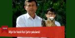 Afşin'de Yaralı Kızıl Şahin yakalandı!
