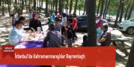 İstanbul'da Kahramanmaraşlılar Bayramlaştı
