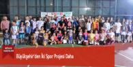 Büyükşehir'den İki Spor Projesi Daha