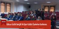 Göksun İzcilik Gençlik Ve Spor Kulübü Üyelerine Konferans