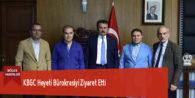 KBGC Heyeti Bürokrasiyi Ziyaret Etti