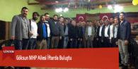 Göksun MHP Ailesi İftarda Buluştu