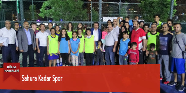 Sahura Kadar Spor