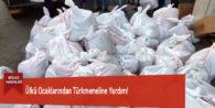 Ülkü Ocaklarından Türkmeneline Yardım!