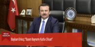 """Başkan Erkoç: """"Basın Bayramı Kutlu Olsun"""""""