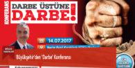 Büyükşehir'den 'Darbe' Konferansı
