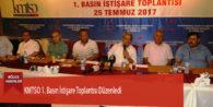 KMTSO 1. Basın İstişare Toplantısı Düzenledi