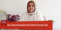 Selma Özdemir Başkanlığında Afşin İş Kadınları Derneği Kuruldu
