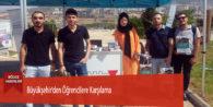 Büyükşehir'den Öğrencilere Karşılama