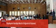 Büyükşehir Belediye Meclisi 8 Ağustos'ta Toplandı