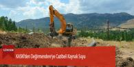 KASKİ'den Değirmendere'ye Cazibeli Kaynak Suyu