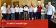 Kafkas Kültür Derneği'nden Ziyaret
