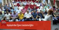 Büyükşehir'den Öğrenci Servislerine Eğitim