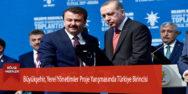 Büyükşehir, Yerel Yönetimler Proje Yarışmasında Türkiye Birincisi