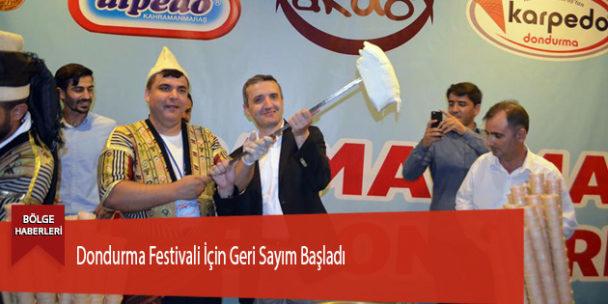 Dondurma Festivali İçin Geri Sayım Başladı