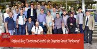 """Başkan Erkoç: """"Dondurma Sektörü İçin Organize Sanayi Planlıyoruz"""""""