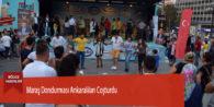 Maraş Dondurması Ankaralıları Coşturdu