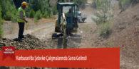 Karbasan'da Şebeke Çalışmalarında Sona Gelindi