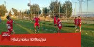 Futbolcu Fabrikası 1920 Maraş Spor