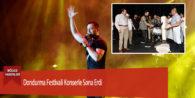 Dondurma Festivali Konserle Sona Erdi