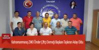 Kahramanmaraş ZMO Önder Çiftçi Derneği Başkanı Taşkıran Aday Oldu